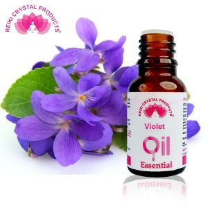 Reiki Crystal Products Violet Essential Oil - 15 ml, Aroma Therapy