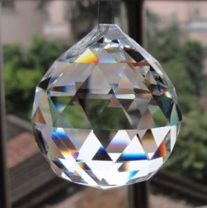 Crystal Glass Ball