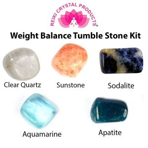 Weight Loss Tumble Stone Kit