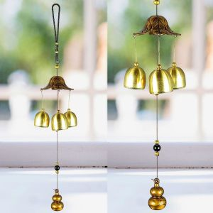 Fengshui Wind Chimes Home Positive Energy Windchimes Hanging Bells