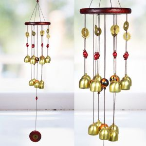 Wind Chimes Home Positive Energy Windchimes Hanging 13 Bell