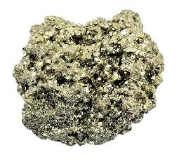 Natural Pyrite Stone Benefits & Uses