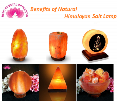 Natural Himalayan Salt Lamp Benefit & Uses