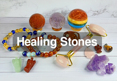 Natural Crystal Stone - Reiki Crystal Products